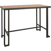 LumiSource Roman Counter Table