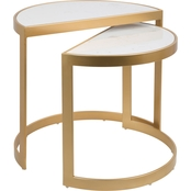 LumiSource Demi Nesting Tables