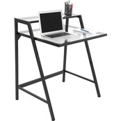 LumiSource 2 Tier Desk
