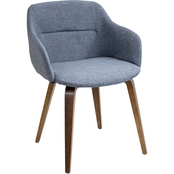 LumiSource Campania Dining Chair