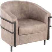 LumiSource Colby Tub Chair