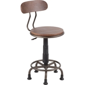 LumiSource Dakota Adjustable Task Chair