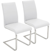 LumiSource Foster Dining Chair 2 pk.