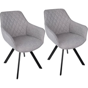 LumiSource Outlaw Chair 2 pk.