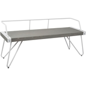 LumiSource Stefani Bench