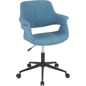 LumiSource Vintage Flair Office Chair