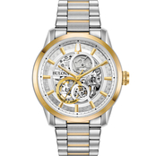 Bulova Men's Sutton Automatic Watch from the Sutton Collection 43mm 98A214