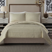 Ayesha Curry Variegated Stripe Quilt