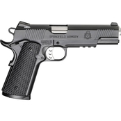 Springfield Operator 45 ACP 5 in. Barrel 8 Rds Pistol Black with Range Bag