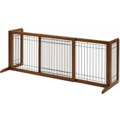 Richell Expandable Freestanding Gate