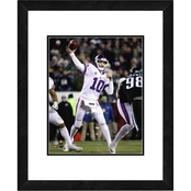 NFL New York Giants Eli Manning Framed Photo