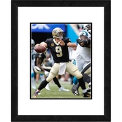 NFL New Orleans Saints Drew Brees Framed Photo