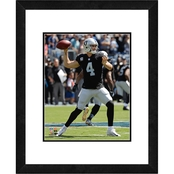 NFL Oakland Raiders Derek Carr Framed Photo