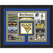NCAA Milestones and Memories 16 x 13 in. Framed Photo Artwork