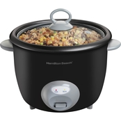 Hamilton Beach 20 Cup Capacity Rice Cooker