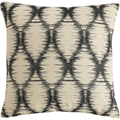Ayesha Curry Embroidered Ogee Decorative Pillow