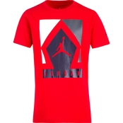 Jordan Boys JDB Diamond Jumpman Tee