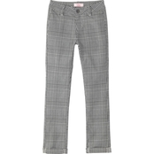 YMI Jeans Girls Gingham Plaid Pants