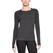 Under Armour Seamless Spacedye Top
