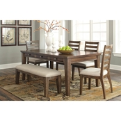 Signature Design by Ashley Flynnter 6 pc. Dining Set