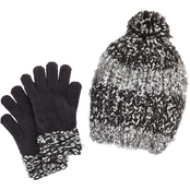 Grand Sierra Cozy Yarn Hat and Glove Set