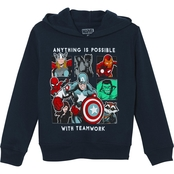 Marvel Toddler Boys Avengers Fleece