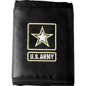 Mitchell Proffitt U.S. Army Tri Fold Embroidered Wallet