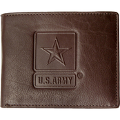 Mitchell Proffitt U.S. Army Bi-Fold Leather Wallet