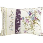 MaryJanesFarm Collected Wildflowers Standard Sham