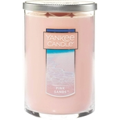 Yankee Candle Seashell Pink Sands Large 2 Wick Tumbler Candle