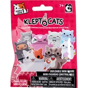 KleptoCats Collector Construction Mini Figures