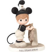 Precious Moments Steamboat Willie Figurine