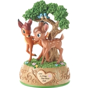 Precious Moments Disney's Bambi Faline Musical Figurine