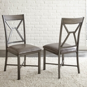 Steve Silver Alamo Dining Chairs 2 pk.