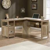 Sauder Cannery Bridge L Desk