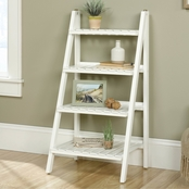 Sauder Cottage Road 4 Tier Ladder Shelf