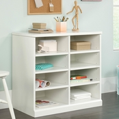 Sauder Craft Pro Series Open Storage Cabinet