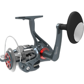 Evolution Outdoors Quantum Optix Size 5 Spool Spinning Reel