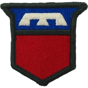 Army 76th Division Training Full Color Patch