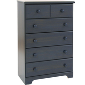 South Shore Country Style Youth 5 Drawer Chest