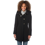 Calvin Klein Turnkey Wool Coat