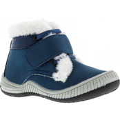 Oomphies Toddler Boys Owen Furry Booties