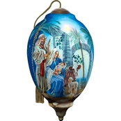 Precious Moments Oh Night Divine Limited Edition Glass Ornament