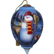 Precious Moments Limited Woodland Winter Friends Ornament