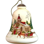 Precious Moments Holy Holiday Ornament