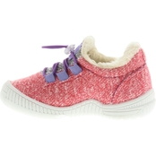 Oomphies Toddler Girls Kylie Bungee Lace Shoes