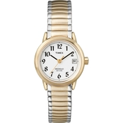 Timex Women's Easy Reader Expansion Band Watch 25mm 2H3819J