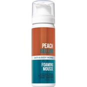 Bath & Body Works Peach Bellini Foaming Mousse Hand Sanitizer, 1.8 oz.