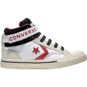 Converse Boys Pro Blaze Strap High Top Shoes
