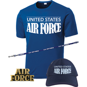 Mitchell Proffitt Air Force Performance Men's Gift Pack